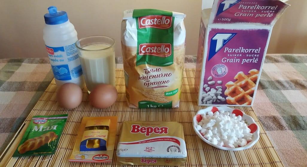 гофрети-продукти